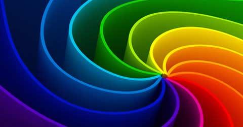 Цветовые полоски