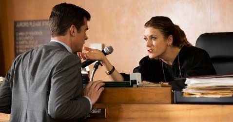Общение адвоката с судьей