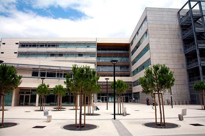 Корпус Университета Монпелье