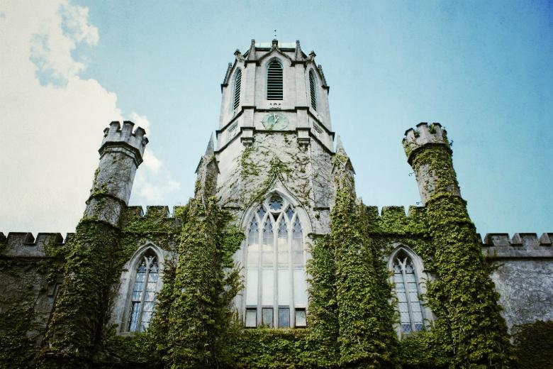 Типичный университет Ирландии