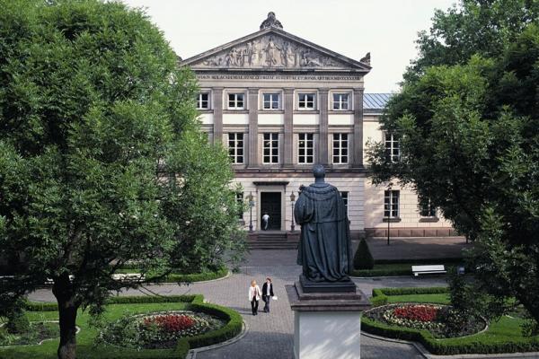 Гёттингенский Университет