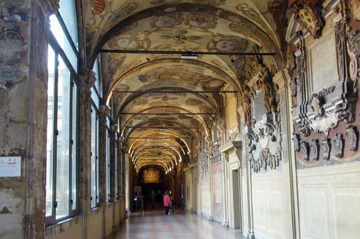 Болонский университет изнутри