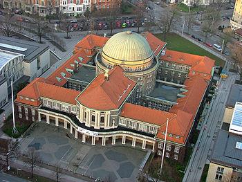 Гамбургский университет
