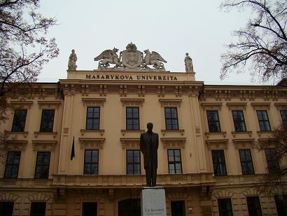 Масариков университет в Чехии