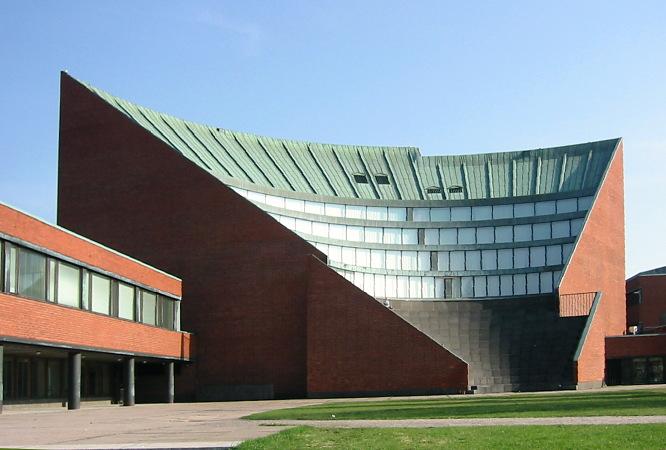 Один из лучших университетов Финляндии