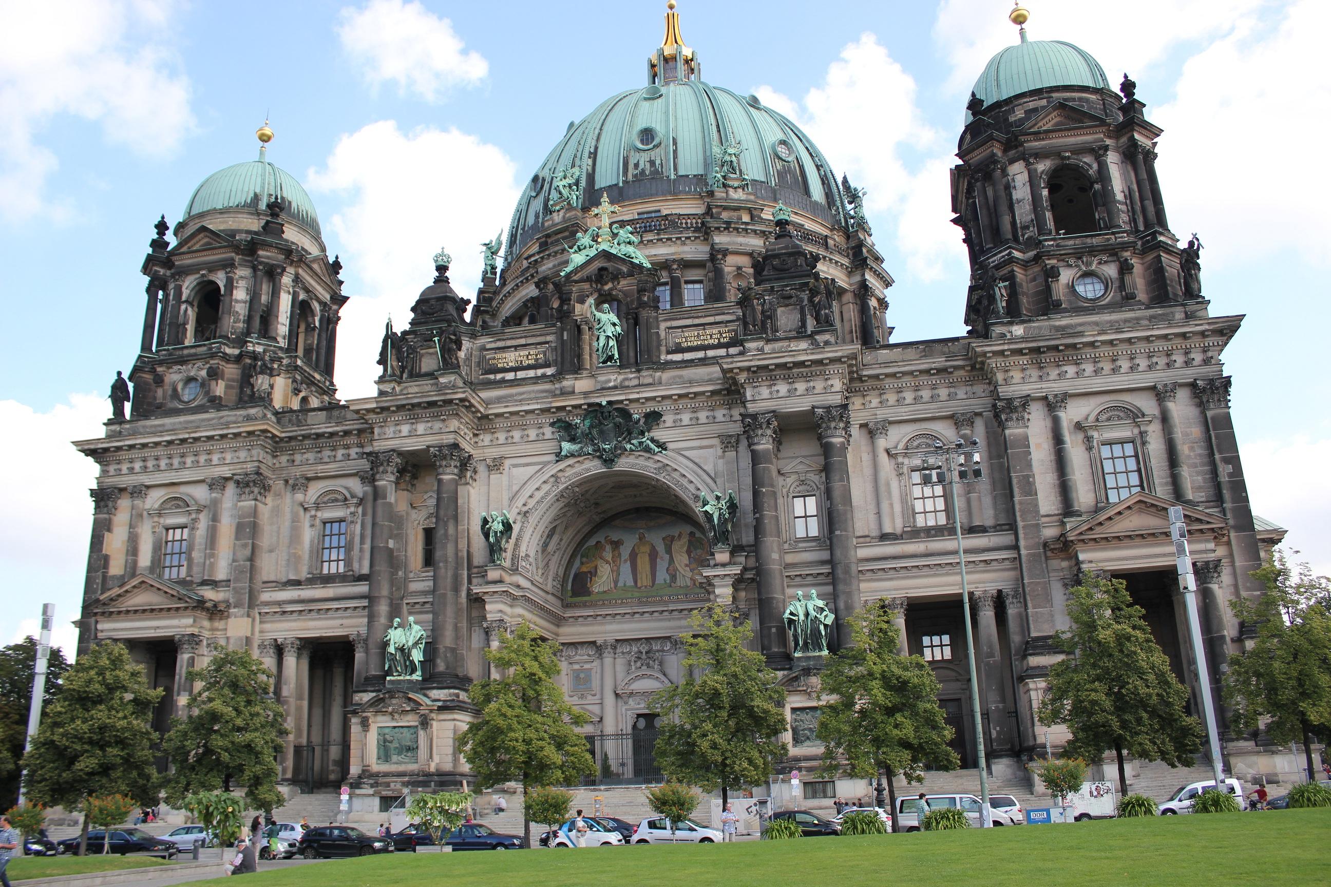 Кафедральный собор в Германии
