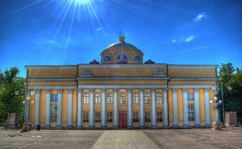 Главный университет Хельсинки, Финляндия