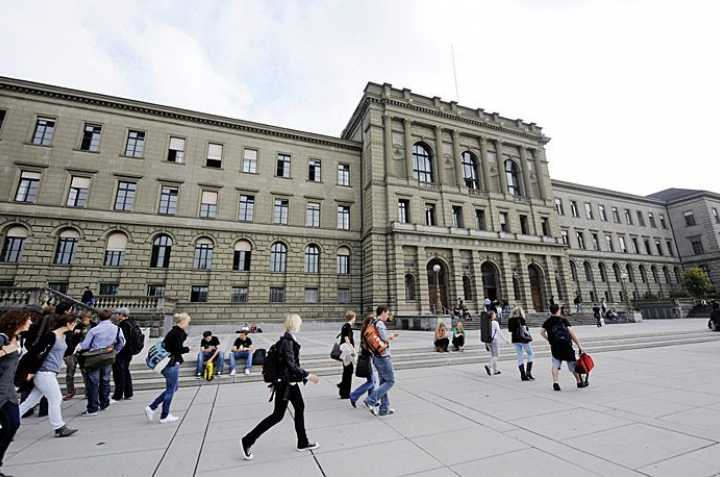 Федеральная Политехническая школа, Цюрих