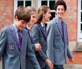 Ученики итальянской средней школы