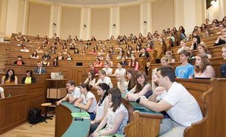 Обучение в университете