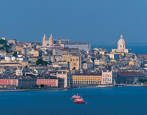 Португалия: вид с моря