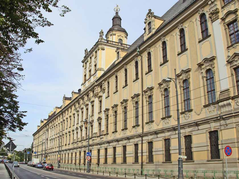 Университет Вроцлава