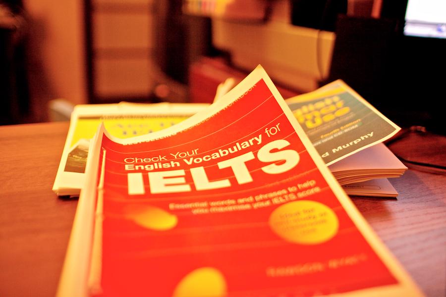 Книжка для сдачи IELTS