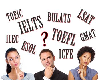 Какой выбрать международный тест на знание английского