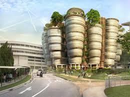 Необычная архитектура вуза