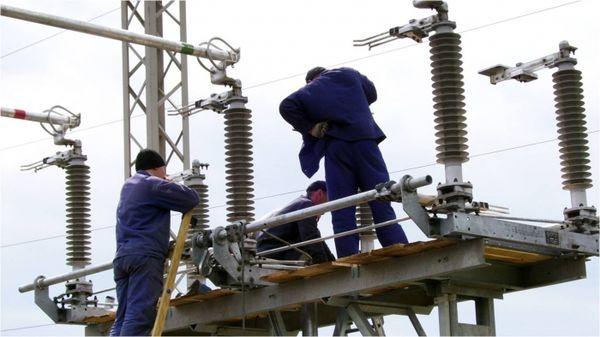 Электрики высокого разряда
