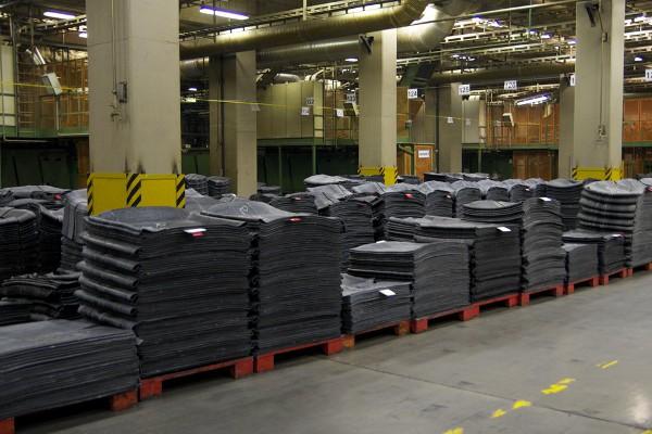 Фото: Цех по производству резиновых изделий