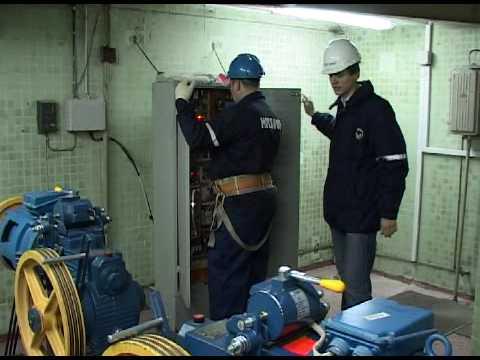 Проверка работоспособности лифта
