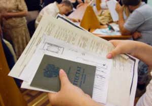 Сбор документов для подачи в колледж