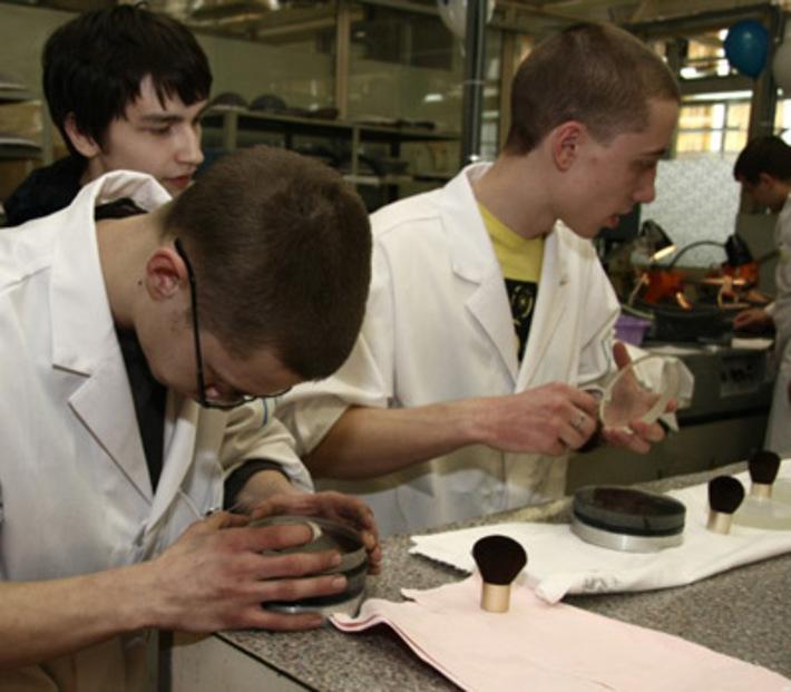 Обучение молодых специалистов тонкостям специальности