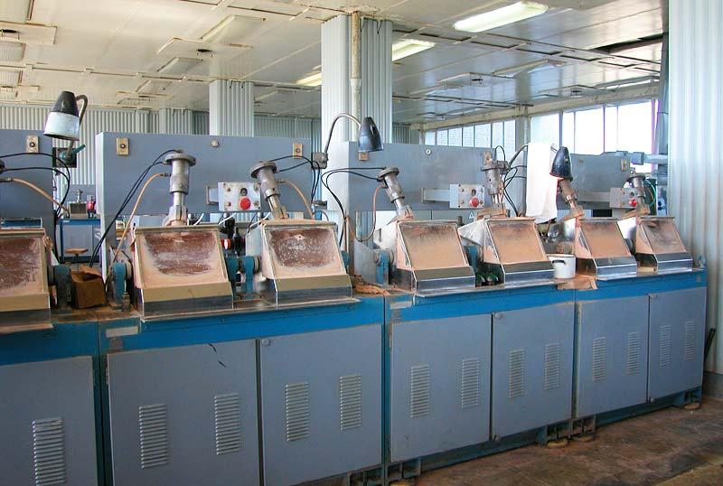 Цех по производству оптического оборудования