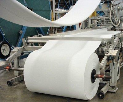 Большой бумажный рулон