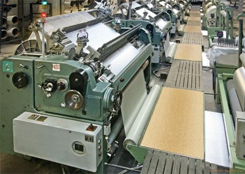 Станок по производству стеклоткани