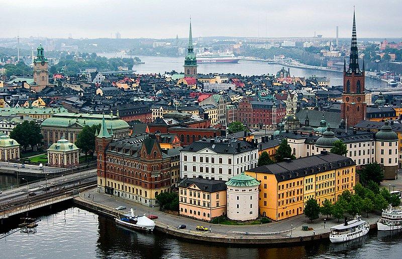 Типичная финская архитектура