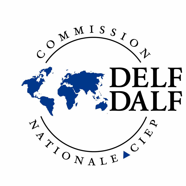 Логотип DALF & DELF