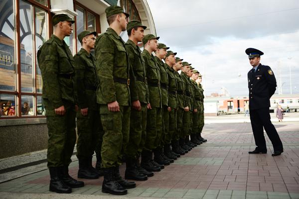 Переподготовка военных