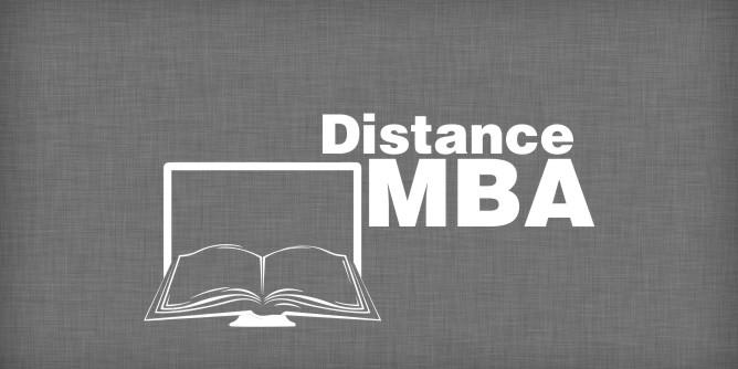 Эмблема дистанционного MBA