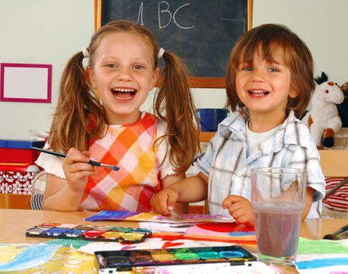 Дети в художественном ДОД