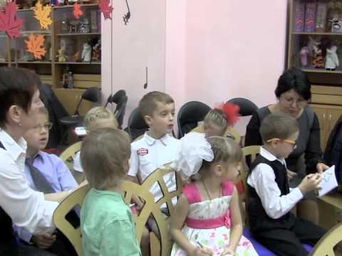 Дети на занятии одной из программ для дошкольников