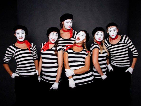 Ученики театральной школы