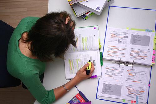 Педагог дополнительного образование занимается самообучением