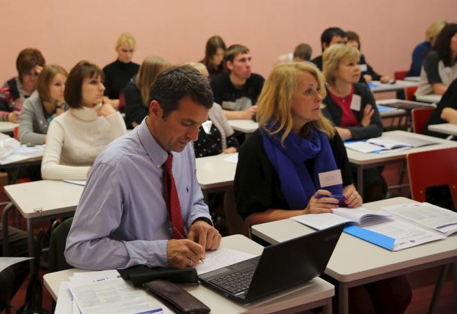 Педагоги дополнительного образования на курсах повышения квалификации