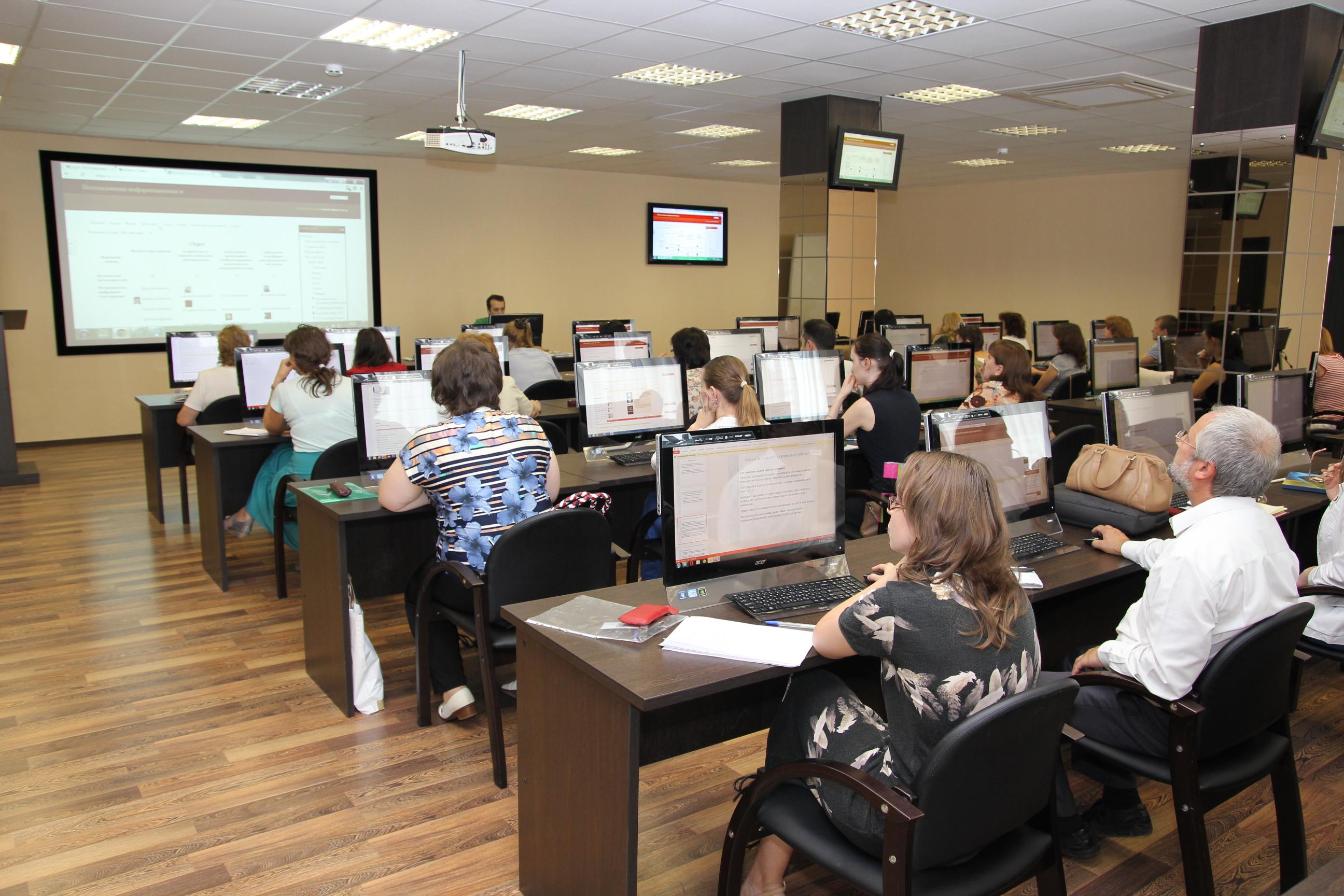 Педагоги в Ульяновском педагогическом университете