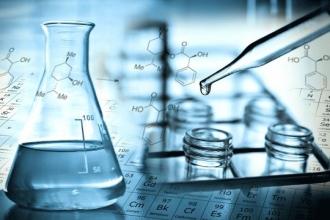 Принадлежности для урока химии
