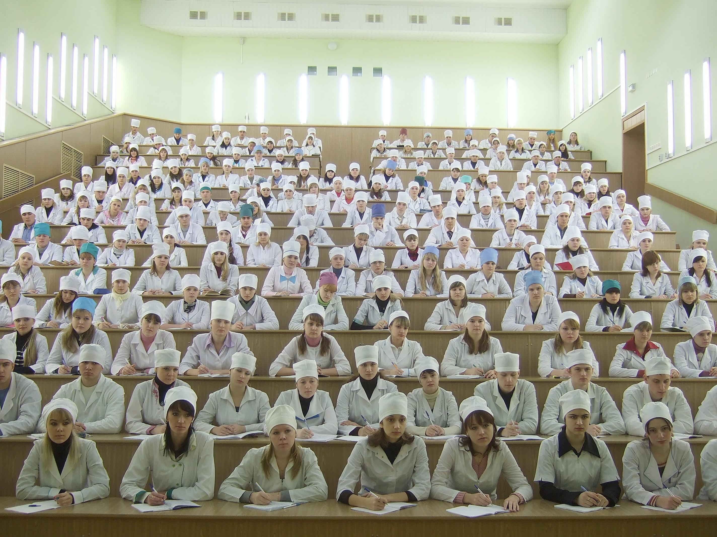 Повышение квалификации в медицинском вузе