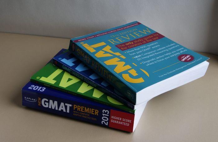 Пособия GMAT