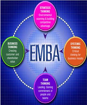 Структура EMBA