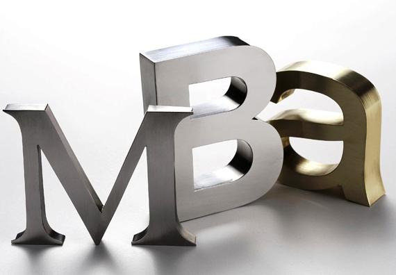Эмблема MBA