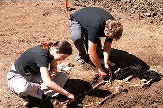 С результатами ЕГЭ по истории и обществознанию можно поступить и на археологическое отделение