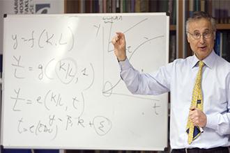 Преподаватель экономики