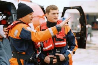 Спасатели на работе
