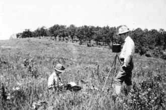 Экологи в середине двадцатого века