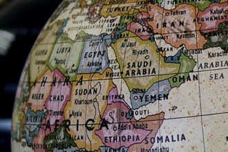 Глобус для политической географии