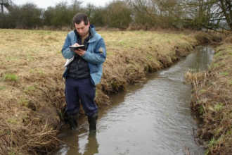 Анализ загрязнения сточных вод