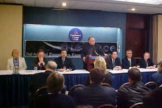 Пресс-конференция сотрудников компании