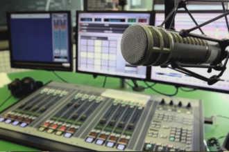Звуковая аппаратура на радио